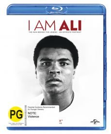 PHIL vs BILL Despite being British and a woman, the director of this tribute to Muhammad Ali scarcely sheds new light on the king of the ring. It is an affectionate, moving and skilfully etched portrait of his triumphs and trials, as told by his family, friends, other members of his entourage and his own audio recordings. But in glossing over Ali's darker side, it risks being more hagiography than biography – and the subject and his fans deserve better. However, I Am Ali is still a compelling and intelligent look at the legend, being as much about blows he took outside the ring as inside. Extras are limited to interviews that didn't make the final cut. -- Phil Wakefield.