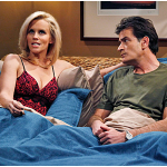Two and a Half Men's Charlie Sheen and Jenny McCarthy