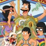 Bobs Burgers Ongoing #4 Cover E - Hans Ranum - NYCC Exclusive