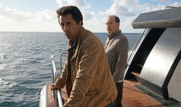 Kiwi Cliff Curtis resurfaces next month on SoHo in season two of Fear the Walking Dead