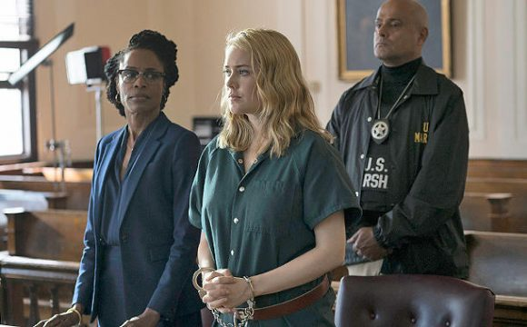 The Blacklist's Elizabeth Keen (Megan Boone) gets her day in court when season three resumes.